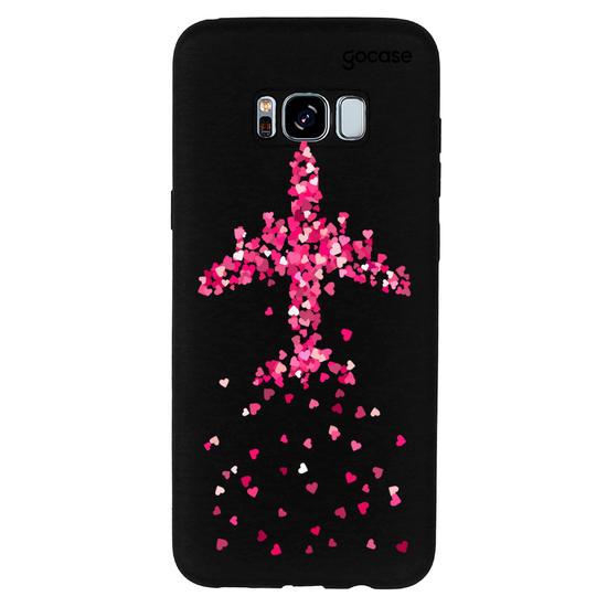 Capinha para celular Amor de Viagem