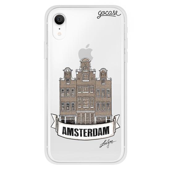 Amsterdam houses Phone Case
