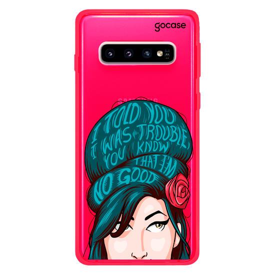 Capinha para celular Amy