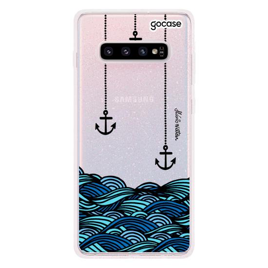 Capinha para celular Âncoras