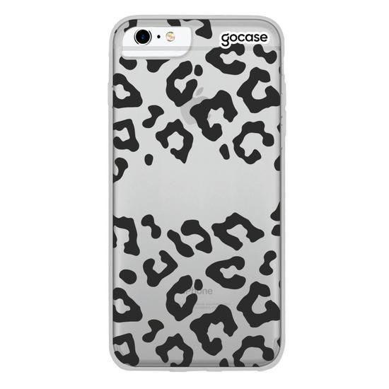 Capinha para celular Animal Print - Onça (Clean)