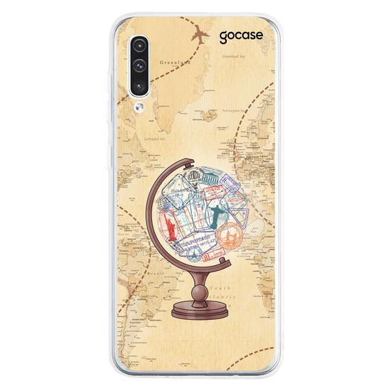 Capinha para celular Ao Redor do Mundo