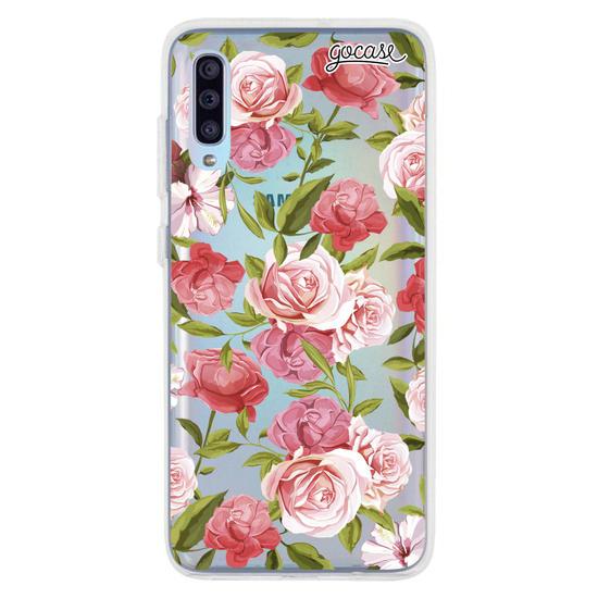 Capinha para celular Arranjo de Flores
