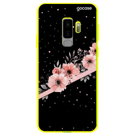 Capinha para celular Arranjos Rosé Customizável