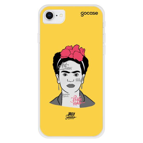 Capinha para celular Art Frida