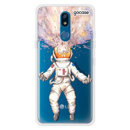 Capinha para celular Astronauta