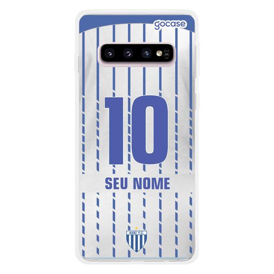 Capinha para celular Avaí - Uniforme 1