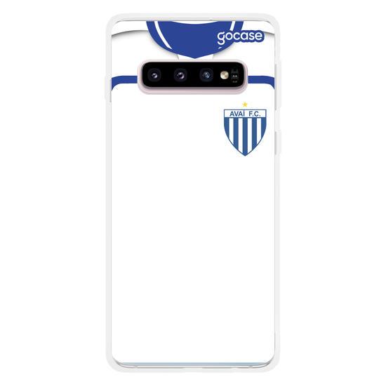 Capinha para celular Avaí - Uniforme 2 2020