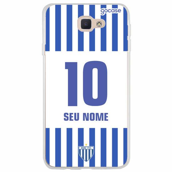 Capinha para celular Avaí - Uniforme 2