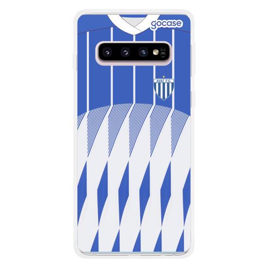 Capinha para celular Avaí - Uniforme Frente 3