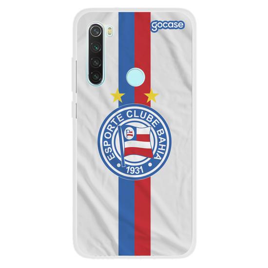 Capinha para celular Bahia - Faixa Tricolor