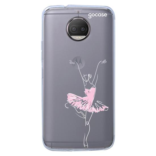 Capinha para celular Bailarina