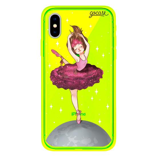 Capinha para celular Ballet Everywhere Personalizável