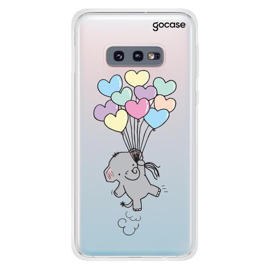 Capinha para celular Balões Coloridos