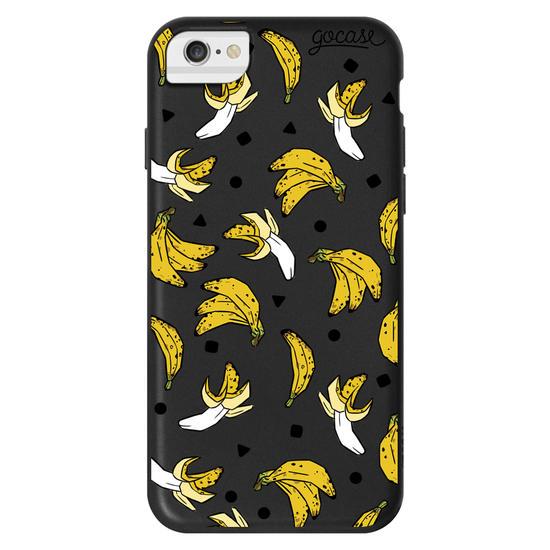 Capinha para celular Bananinhas (Clean)
