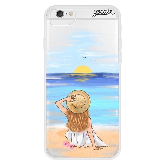 Beach Girl Custom - Summer Collection Phone Case