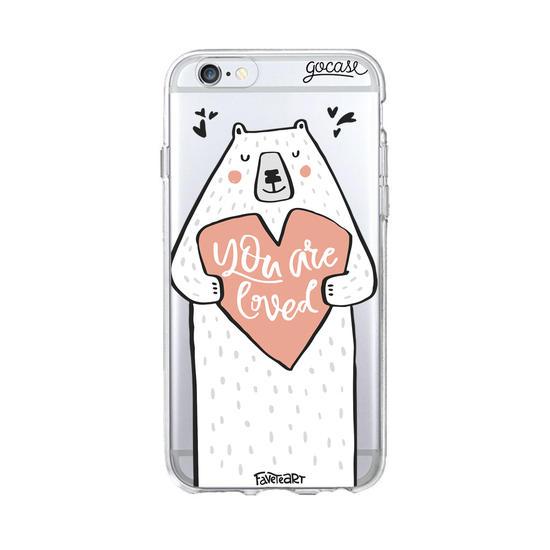 Bear Love Phone Case
