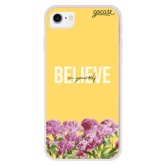 Capinha para celular Believe In Yourself