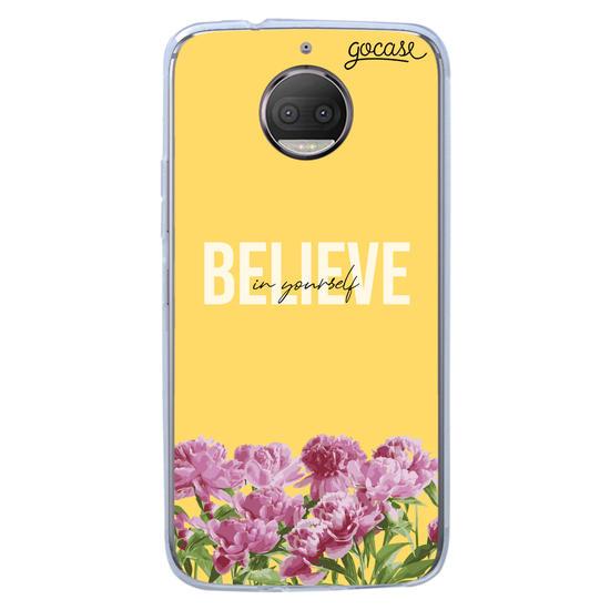 Capinha para celular Believe In Yourself