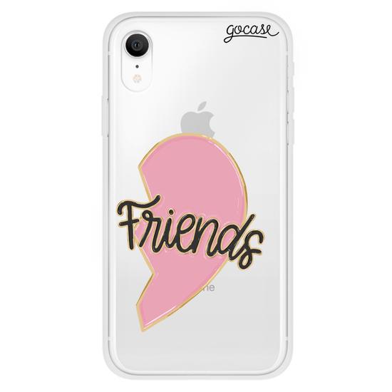 Capinha para celular Best Friends (Direita)