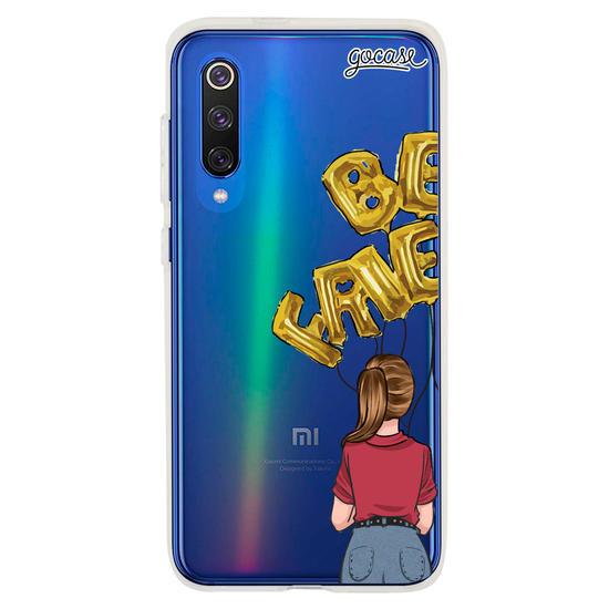 Capinha para celular BFF Balões Esquerda