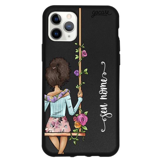 Capinha para celular BFF - Floral (Direita)