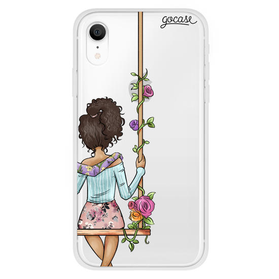 BFF - Floral (Right) Phone Case