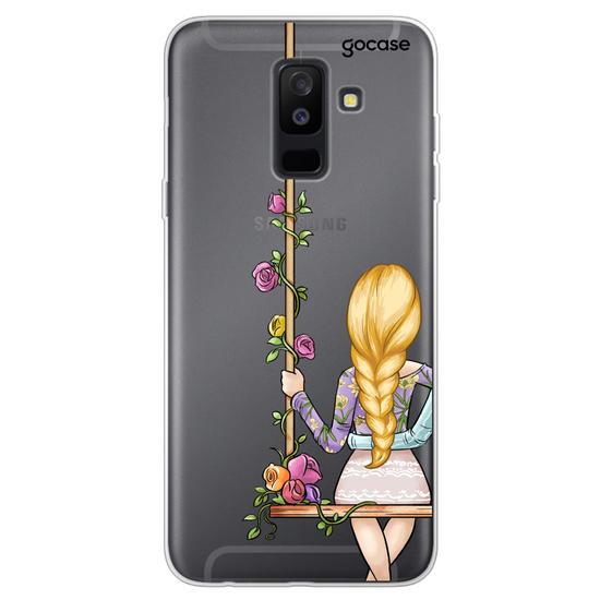 Capinha para celular BFF - Floral (Esquerda)