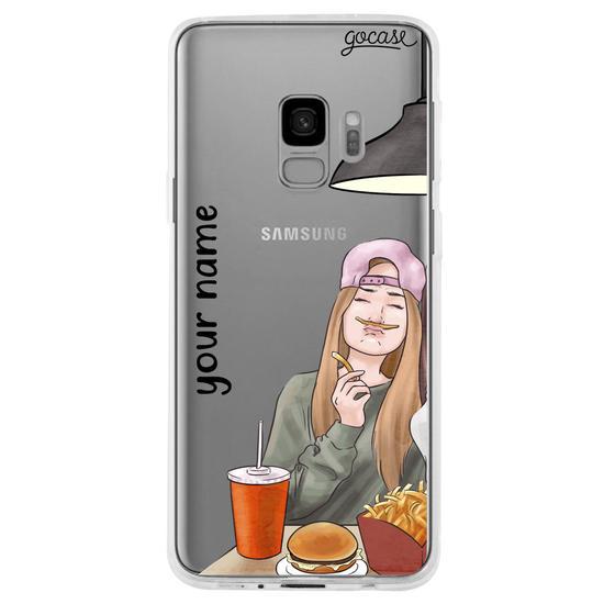 BFF - Snacks (Left) Phone Case