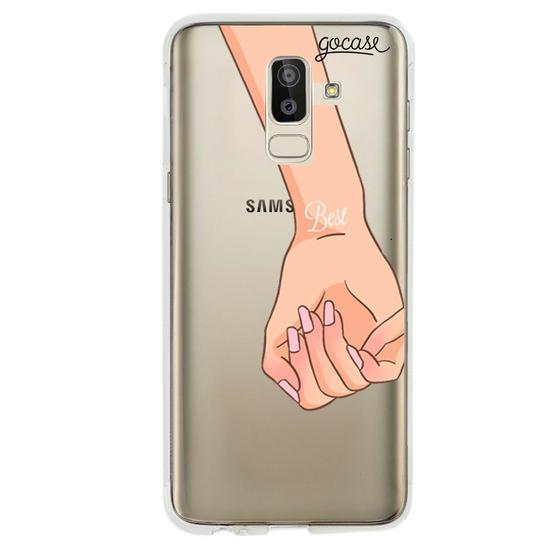 Capinha para celular BFF - Mãos (Esquerda)