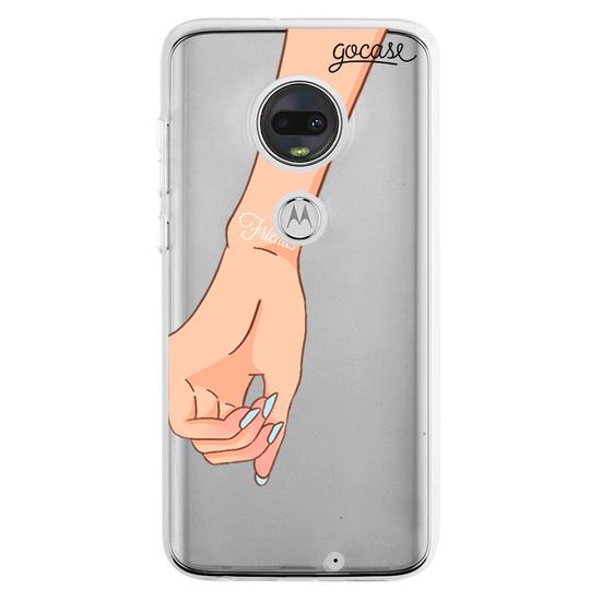 Capinha para celular BFF - Mãos (Direita)