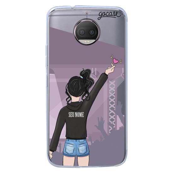 Capinha para celular BFF Kpop - Direita