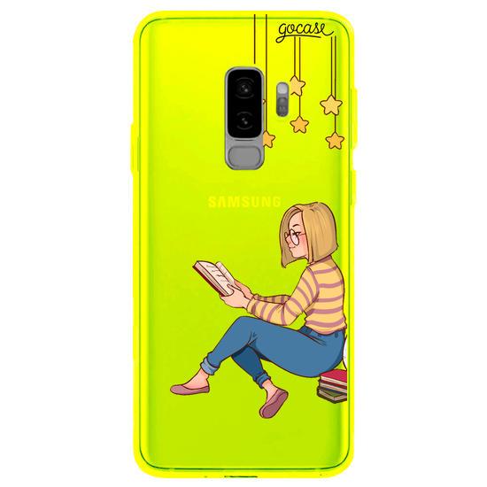 Capinha para celular BFF Leitoras - Esquerda Customizável