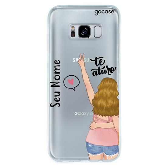Capinha para celular BFF - Te Aturo