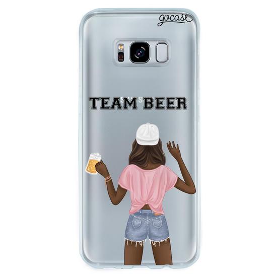 Capinha para celular BFF - Team Beer