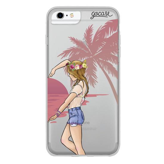 Capinha para celular BFF Tropical (Direita)