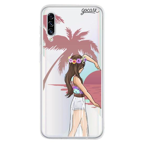 Capinha para celular BFF Tropical (Esquerda)