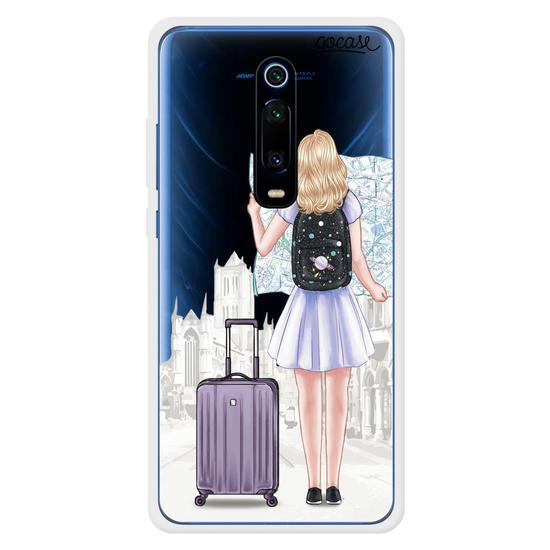 Capinha para celular BFF - Viajante (Esquerda)