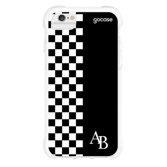 Capinha para celular Black And White Style