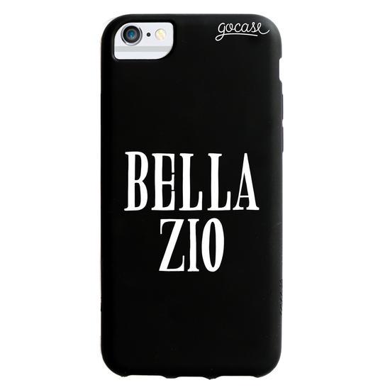 Black Case - Bella zio Phone Case