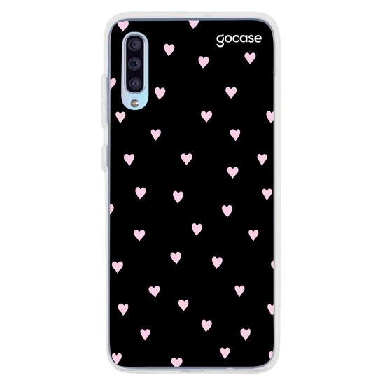 Capinha para celular Pink Hearts