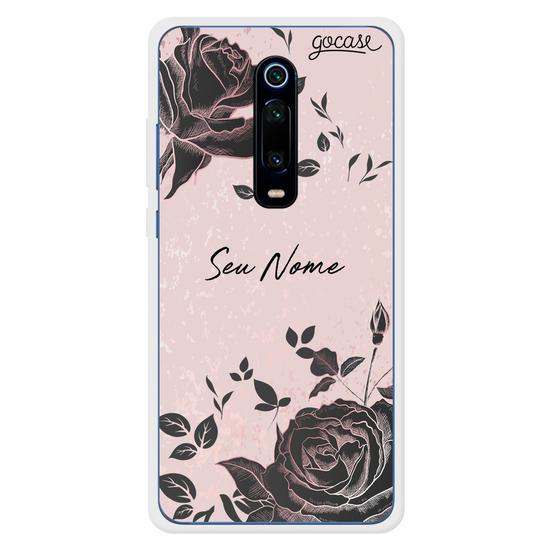 Capinha para celular Black Pink Rosé Personalizada