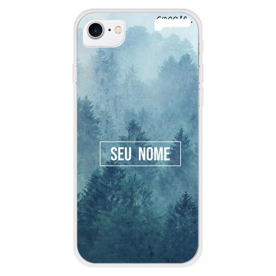 Capinha para celular Blue Forest