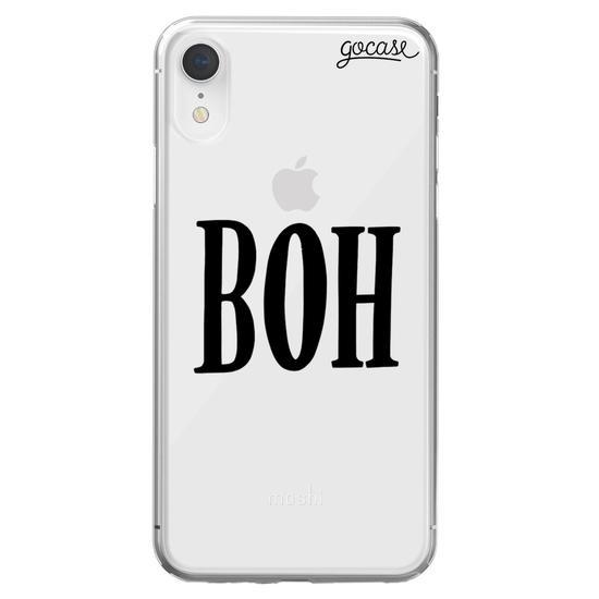Boh Phone Case