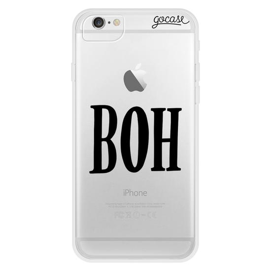 Boh Phone Case