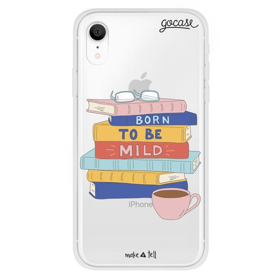 Born to be mild Phone Case