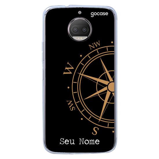 Capinha para celular Bússola