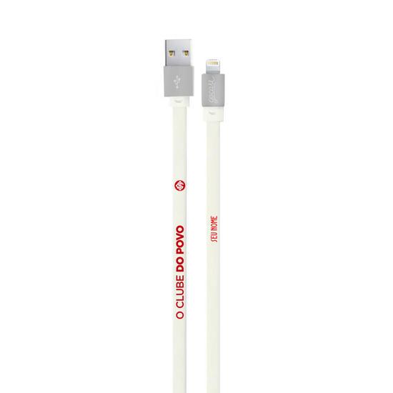 Cabo Personalizado iPhone Gocase Lightning (Certificado Apple) - Internacional Personalizado