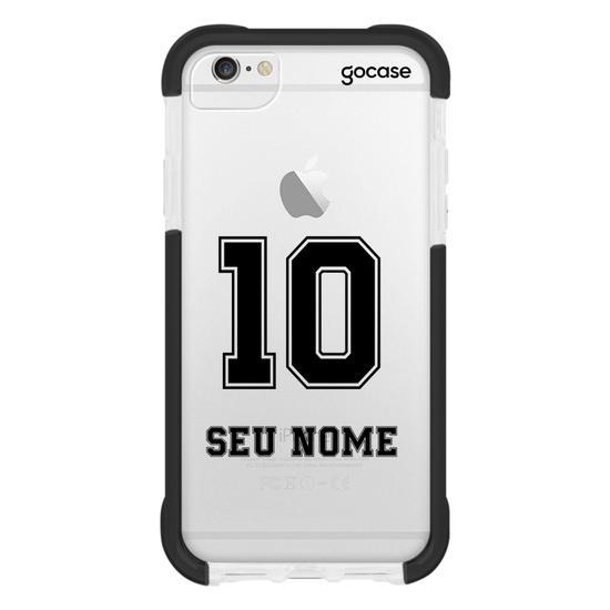 Capinha para celular Camisa de Jogador Personalizável
