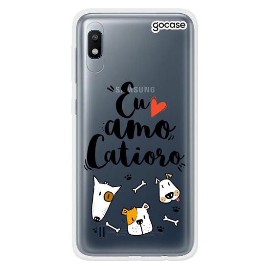 Capinha para celular Catioro